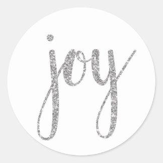 Autocollants de joie
