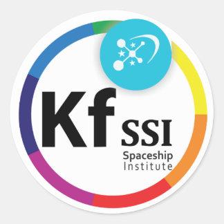 Autocollants de KFSSI