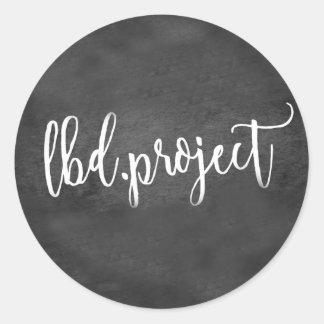 Autocollants de LBD.Project