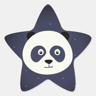 autocollants de panda