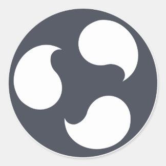 Autocollants de perruche d'Ubuntu