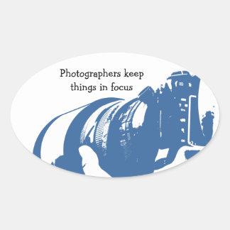 Autocollants de photographe