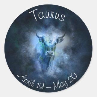 Autocollants de signe de zodiaque d'horoscope de