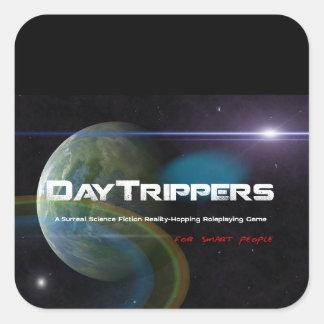 Autocollants de vitesse de DayTrippers pour les