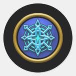 Autocollants d'école de la glace Wizard101