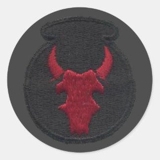 Autocollants d'infanterie de Red Bull