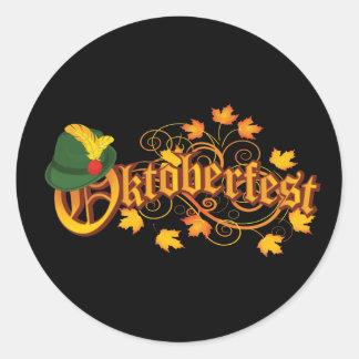 Autocollants d'Oktoberfest