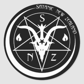 Autocollants officiels de SNZ