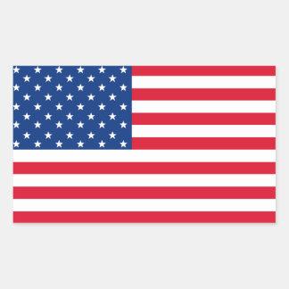 Autocollants patriotiques de drapeau américain