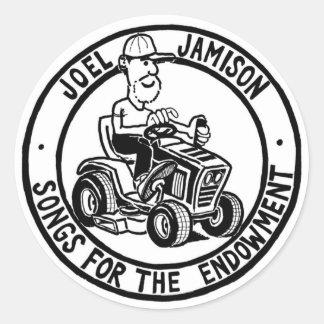 Autocollants préférés de Joel Jamison !
