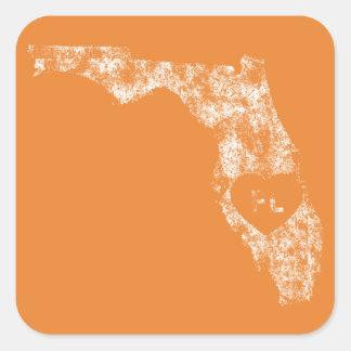 Autocollants utilisés d'état de la Floride d'amour