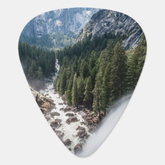 Automne de Vernall et traînée de brume Onglet De Guitare