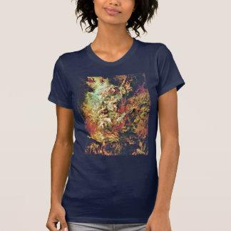 Automne d'enfer du condamné par Rubens Peter Paul T-shirt