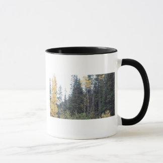 Automne du Colorado dans les Rocheuses Mug