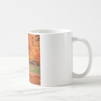 Automne une beauté tasse à café