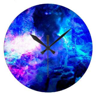 Automnes d'Amorem Amisi Lilannah d'annonce Grande Horloge Ronde