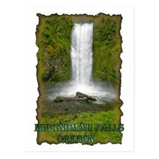 Automnes de Multnomah Cartes Postales