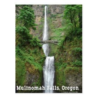 Automnes de Multnomah, OU Cartes Postales