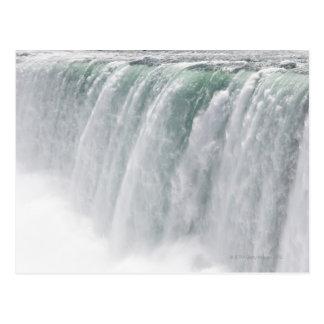 Automnes en fer à cheval, chutes du Niagara, Carte Postale