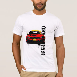 Automobile allemande t-shirt