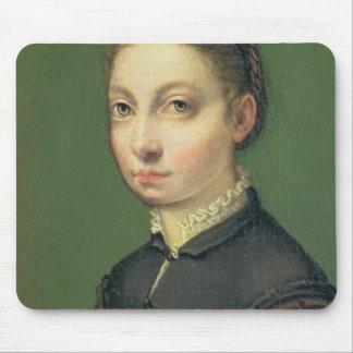 Autoportrait, 1554 tapis de souris