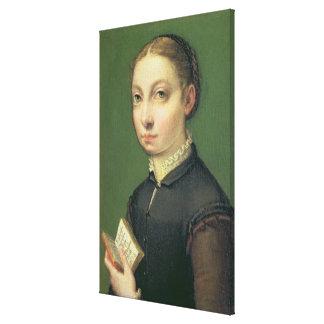 Autoportrait, 1554 toiles