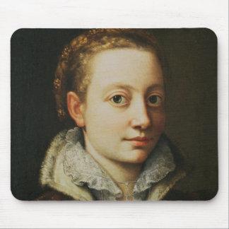 Autoportrait, 1559-61 tapis de souris