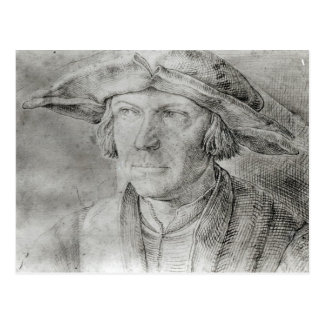 Autoportrait 6 carte postale