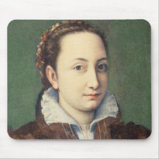 Autoportrait, attired comme domestique-de-honneur tapis de souris