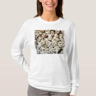Autoportrait avec des portraits de Giacomo T-shirt