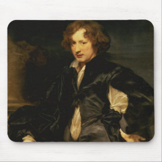 Autoportrait, c.1620-21 tapis de souris