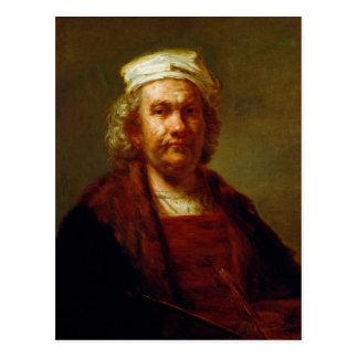 Autoportrait, c.1660-63 cartes postales