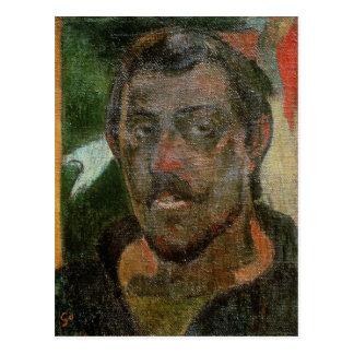 Autoportrait, c.1890-93 cartes postales