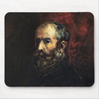 Autoportrait comme Henri IV, 1870 Tapis De Souris