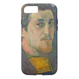 Autoportrait consacré à Carriere, 1888-1889 Coque iPhone 7