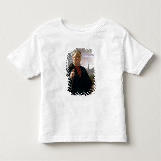 Autoportrait contre la fenêtre t-shirt