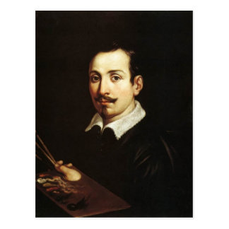 Autoportrait de Guido Reni- Carte Postale