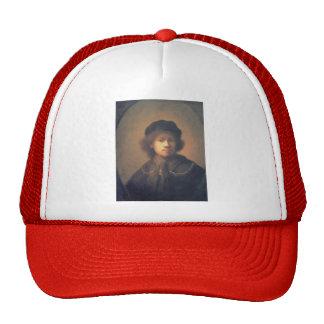 Autoportrait de Rembrandt avec la chaîne de béret  Casquette De Camionneur