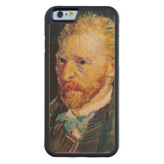 Autoportrait de Vincent van Gogh |, 1887 Coque iPhone 6 Bumper En Érable