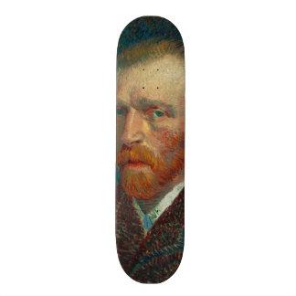 Autoportrait de Vincent van Gogh Skateoard Personnalisé