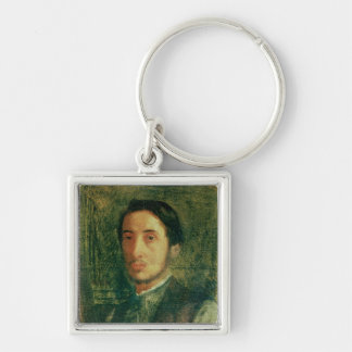 Autoportrait d'Edgar Degas | en tant que jeune Porte-clés