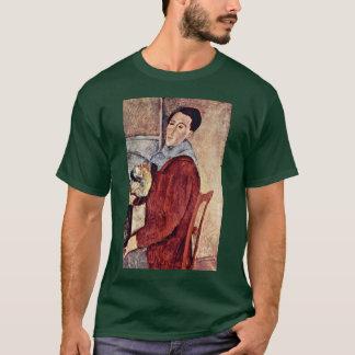 Autoportrait par Modigliani Amedeo T-shirt