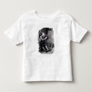 Autoportrait peignant la Muse comique T-shirt