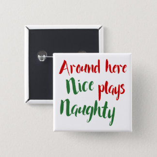 Autour de la typographie vilaine ici Nice de jeux Pin's