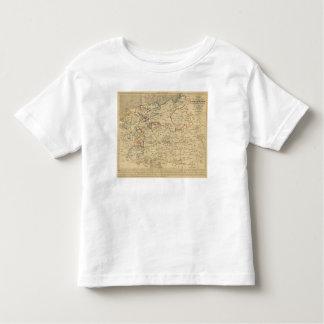 Autriche, Prusse, Confed Germanique, Pologne T-shirt