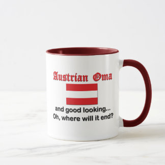 Autrichien bel Oma Mug