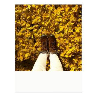 Autumn ver.2 carte postale