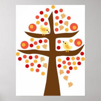 AutumnForest1 Poster
