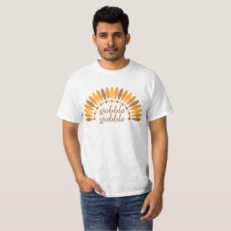 Avalez avalent le T-shirt de thanksgiving de la