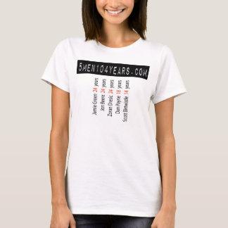 avant de logo de T-shirt de campagne de perte de